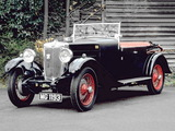 Pictures of MG 18/80 1928–32