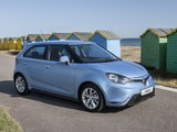 Images of MG 3 UK-spec 2013