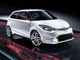 MG Zero Concept 2010 pictures