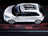 Photos of MG Zero Concept 2010