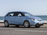 Pictures of MG 3 UK-spec 2013