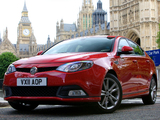 Images of MG 6 GT 2011
