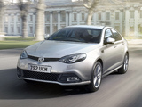 MG 6 Saloon 2010 images
