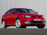 MG 6 GT 2011 images