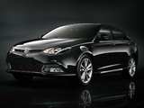 MG 6 GT 2011 wallpapers