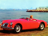MGA 1500 US-spec 1955–59 pictures