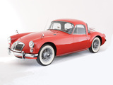 MGA 1600 Coupe (MkI) 1959–60 pictures