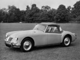 MGA 1600 (MkI) 1959–60 pictures