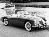 MGA 1500 1955–59 wallpapers