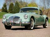 MGA 1500 Coupe 1955–59 wallpapers