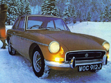 Images of MGB GT 1970–72