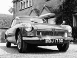 MGB Roadster 1962–67 images