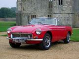 MGB Roadster 1962–67 photos