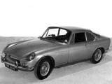 MGB Berlinette by Coune 1963 photos