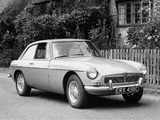 MGB GT 1965–69 wallpapers