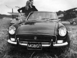 MGB GT US-spec 1970–72 pictures
