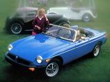 MGB Roadster US-spec 1974–80 photos