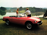 MGB Roadster 1974–80 wallpapers