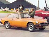 MGB GT 1975–80 photos
