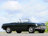 Photos of MGB Roadster 1962–67