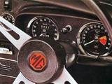 Photos of MGB GT 1973–75
