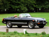 Pictures of MGB Roadster Limited Edition 1980