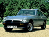 Pictures of MGB GT Limited Edition 1980