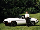 MGB Roadster US-spec 1974–80 wallpapers