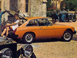 MGB GT 1975–80 wallpapers