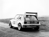 MG Metro 6R4 Group B Rally Car Prototype 1983 pictures