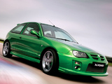 Pictures of MG ZR-X Concept 2004