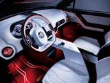 Pictures of MG Zero Concept 2010