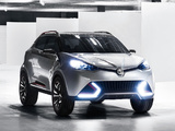 Pictures of MG CS Concept 2013