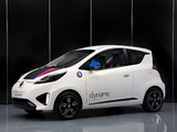 Pictures of MG Dynamo Concept EV 2014