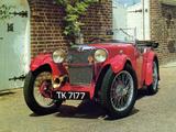 MG D-Type Midget 1931–32 images