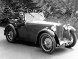 MG D-Type Midget 1931–32 wallpapers