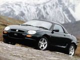 MGF 1995–99 wallpapers