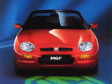 MGF EU-spec 1996–99 pictures