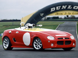 MGF Super Sports Concept 1998 wallpapers