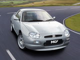 MGF Freestyle SE 2001 wallpapers