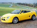 Photos of MGF Trophy 160 SE 2001–02