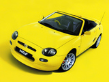 Pictures of MGF Trophy 160 SE 2001–02
