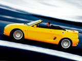 MGF Trophy 160 SE 2001–02 wallpapers