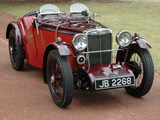 MG J3 1932–33 photos