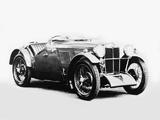 Photos of MG J2 1932–34