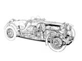 MG K3 Magnette 1933–34 images