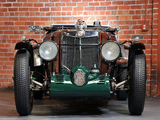 Pictures of MG K3 Magnette 1933–34