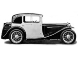 MG L1 Continental Coupe 1934 wallpapers