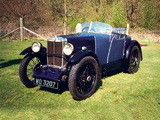 MG M-Type Midget 1929–32 photos
