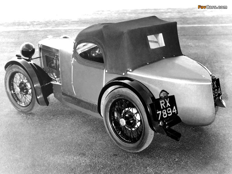 MG M-Type Midget 1929–32 photos (800 x 600)